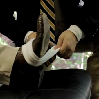 This is TFM: Shoe Shine