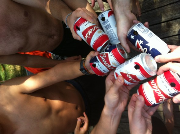 Starting the 4th off right. TFM.