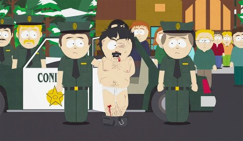 """I thought this was America!"" -Randy Marsh. TFM."