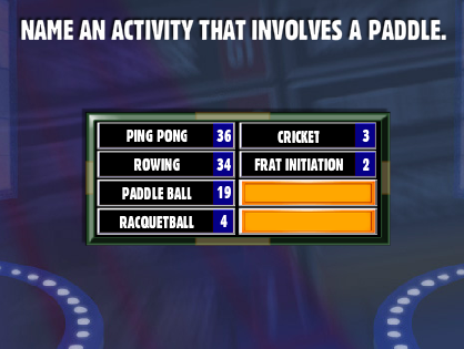 Family Feud. TFM.