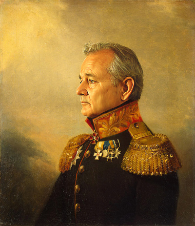 General William Murray. TFM.