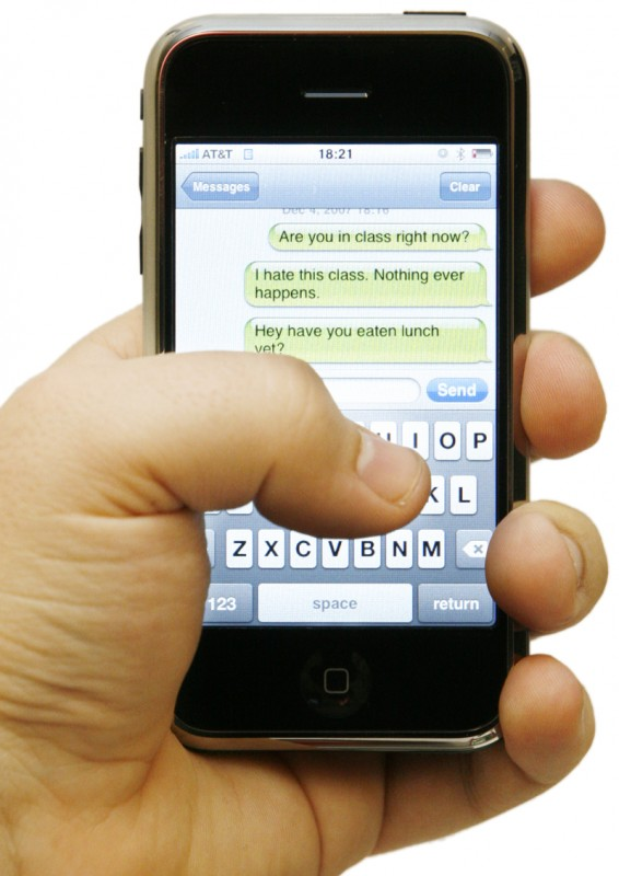 8 Simple Rules To Text Messaging