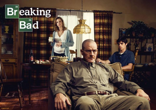 Breaking-Bad-Walter-And-Family-1