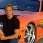 paul walker-custom car