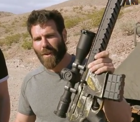 Dan Bilzerian Has Some Fun In The Desert With Models, Cars, Guns And A Fucking Tank
