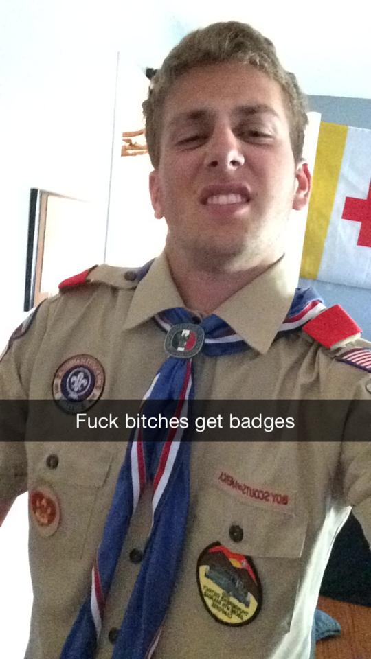 It's the Boy Scout motto.