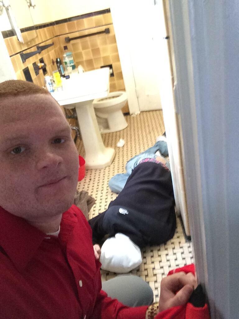 Ginger murder?