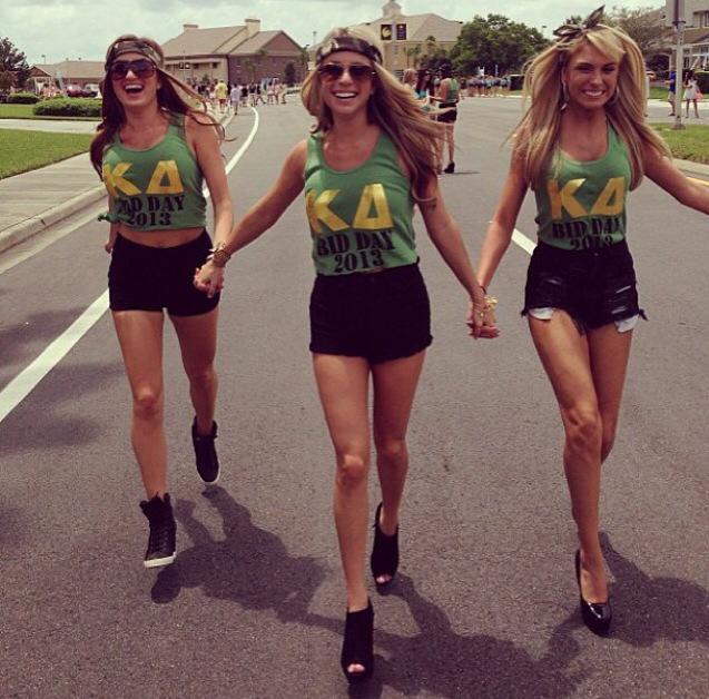 Girls of ucf