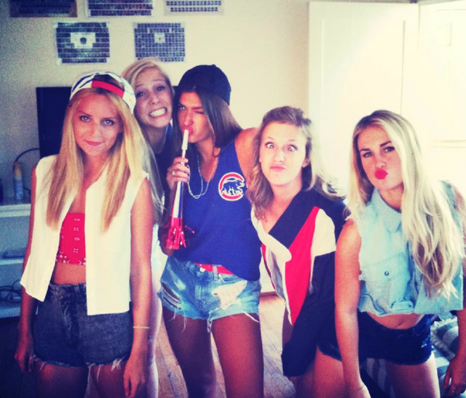 Miami university hot girls
