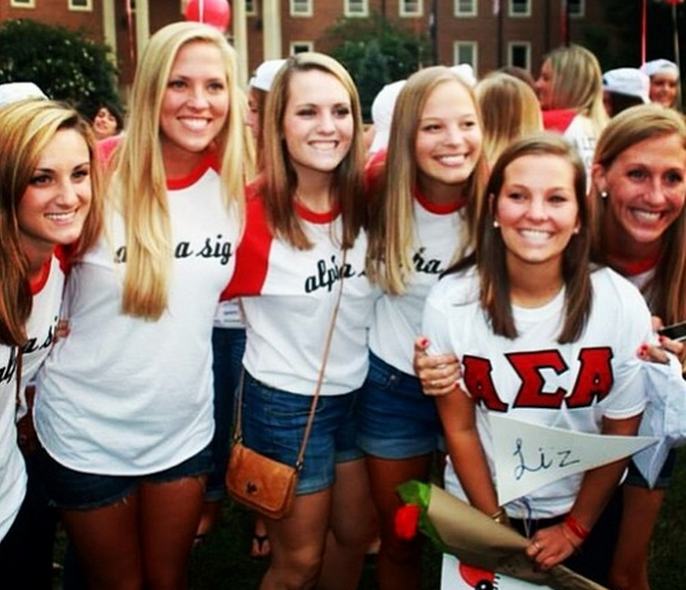 Total Frat Move | [POLL] Which Sorority Is Hotter: UCF